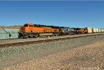 BNSF 7992 West