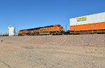 BNSF 8239 DPU'S 7973 and 7120 E/B