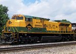 NS SD70ACe 1067 (Reading)