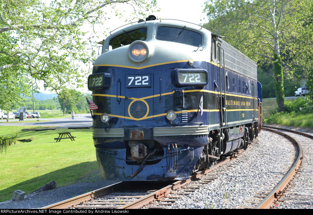 Potomac Eagle F7A