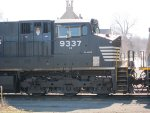 Norfolk Southern D9-40CW no. 9337