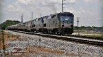 Amtrak 20 Departing Tuscaloosa