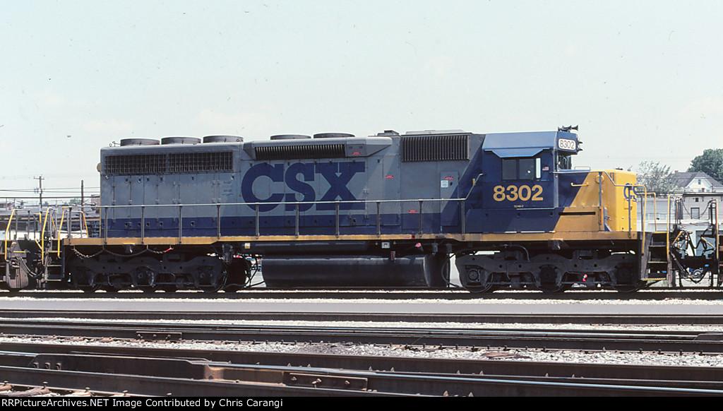 CSXT 8302