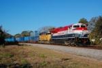 FEC train #206 w/FEC 106