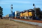 FEC 709 w/train #101