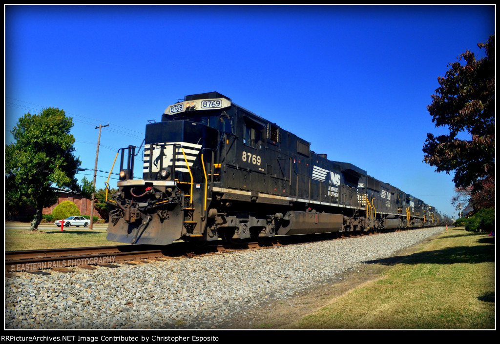 NS 9-40C 8769 leads 119