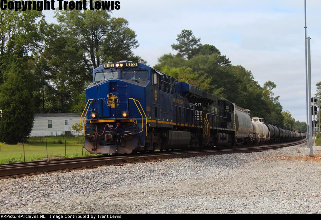 NS 8103 N&W Leads NS W14