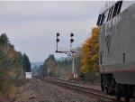 SB Amtrak #11