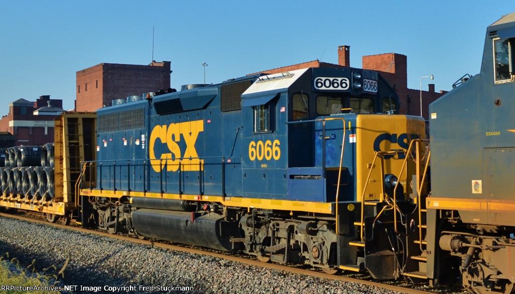 CSX 6066