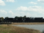 Engines 8825 and 8809 trailing
