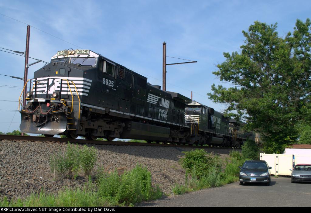 NS C40-9W 9925 leads 17G