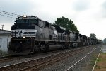 NS SD70M-2 2730 leads 34A