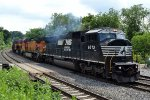 NS SD60M 6772 leads 65W