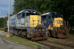CSX Scrap in Essington