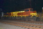 BNSF C44-9W 4901 in Heritage II paint trails on K041-01