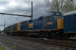 CSX F40PH-2 9992 trails on P907-02