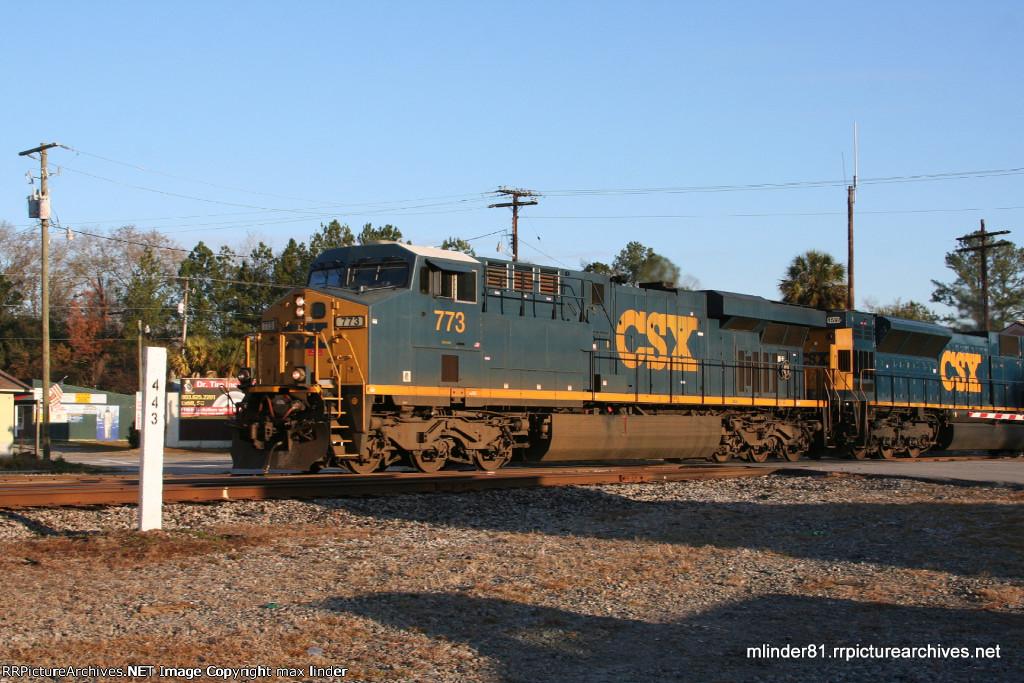 CSX 773