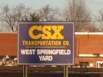 CSX Sign