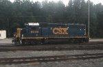 CSX GP40-2 #6008