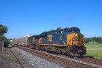 CSX 915 Northbound at Nicholas Road - Dayton, Ohio