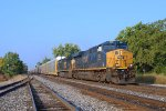 CSX 983 - Northbound