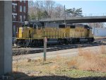 Union Pacific GP38-2 nos. 818 and 820