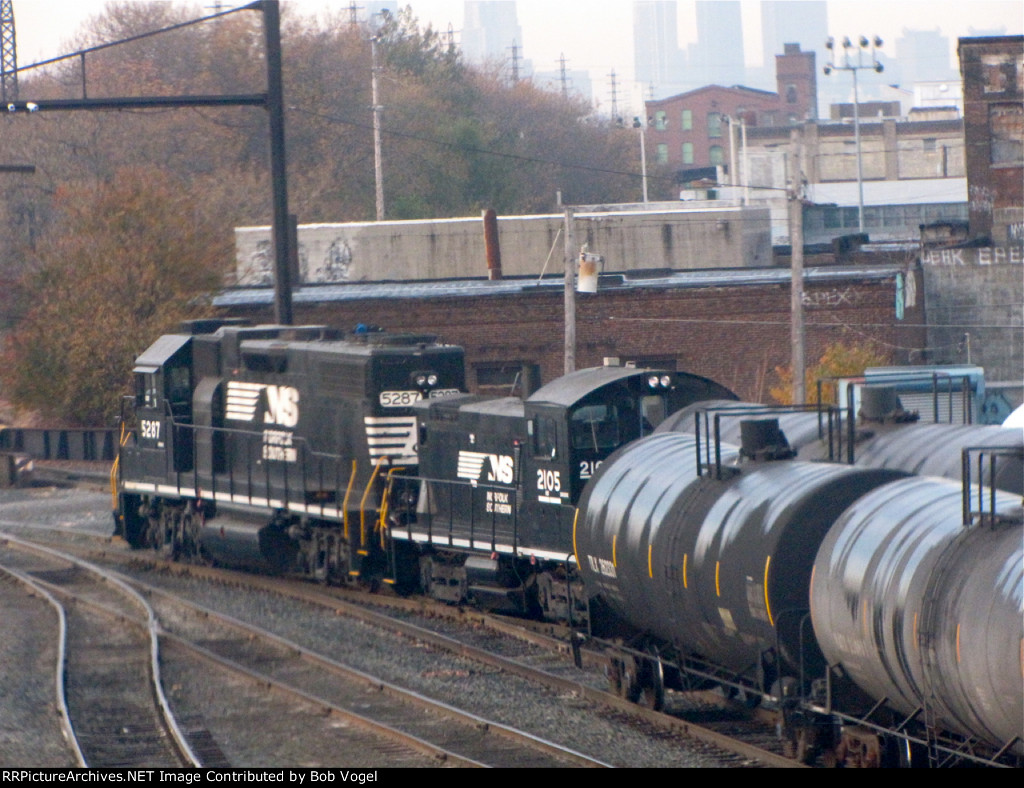 NS 2105 and 5287