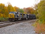 CSX 4509 and 4535