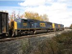 CSX 4535 and 4509