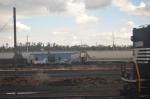 Conrail Caboose in Harrisburg Yard