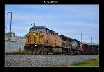 UP 6651 & SP 266