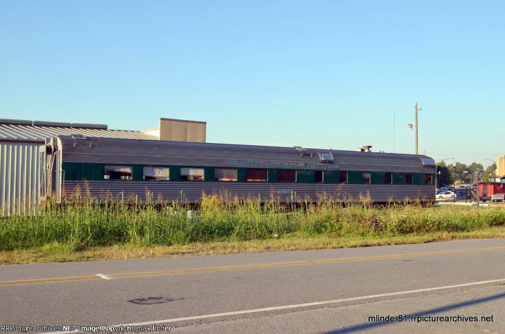 Tifton Terminal passenger car