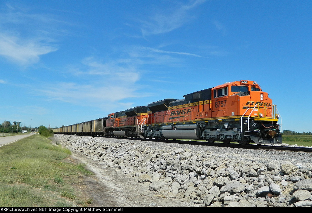 New BNSF ACe On The Point