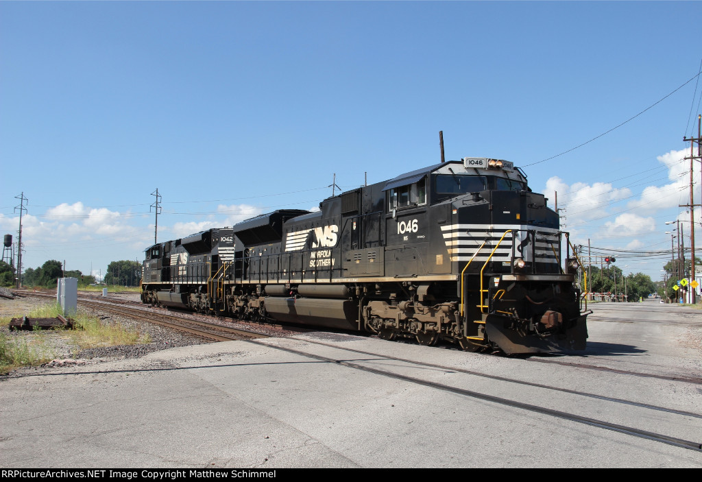 Double NS ACe's On The Move