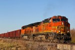 BNSF 4608 Slows a Form b.
