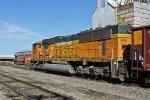BNSF 8800 Class leader.