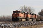 Ac Gevo's rule this empty coal train.