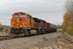BNSF 4525
