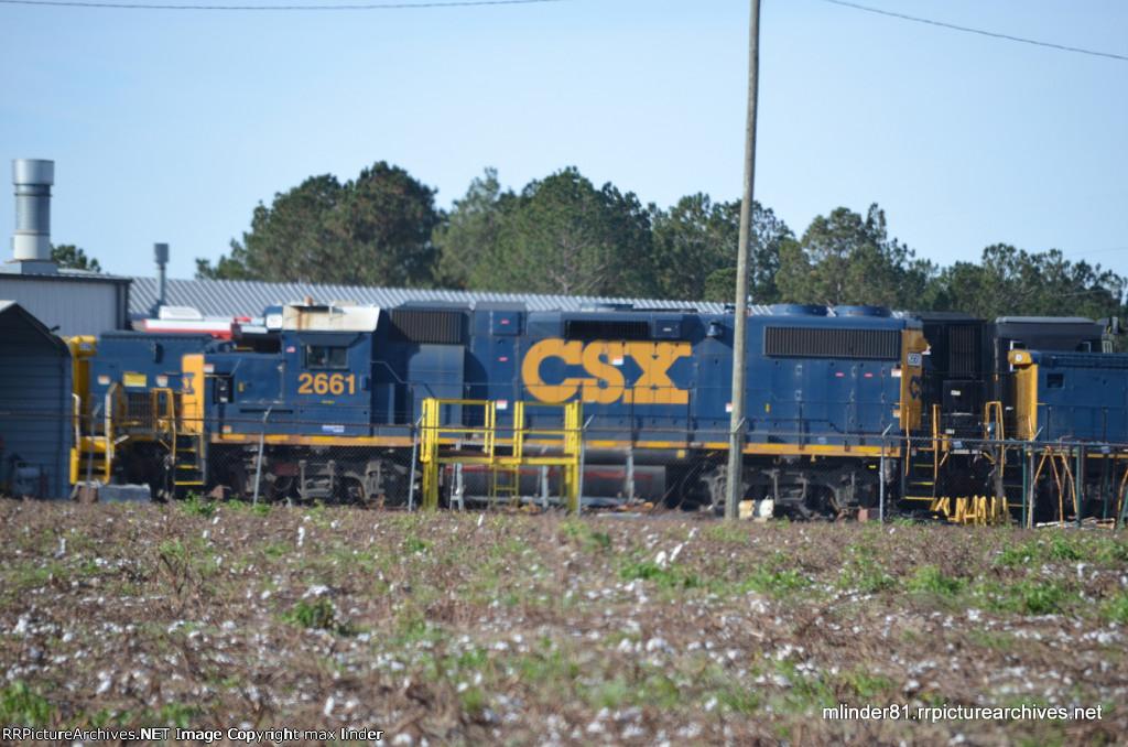 CSX 2661