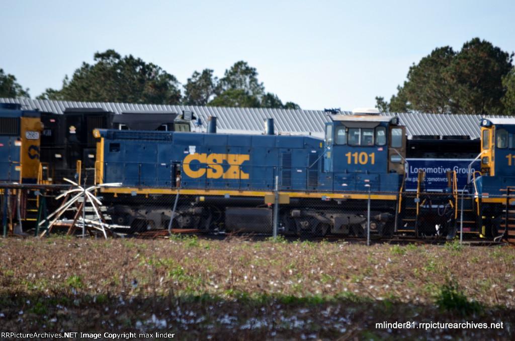 CSX 1101