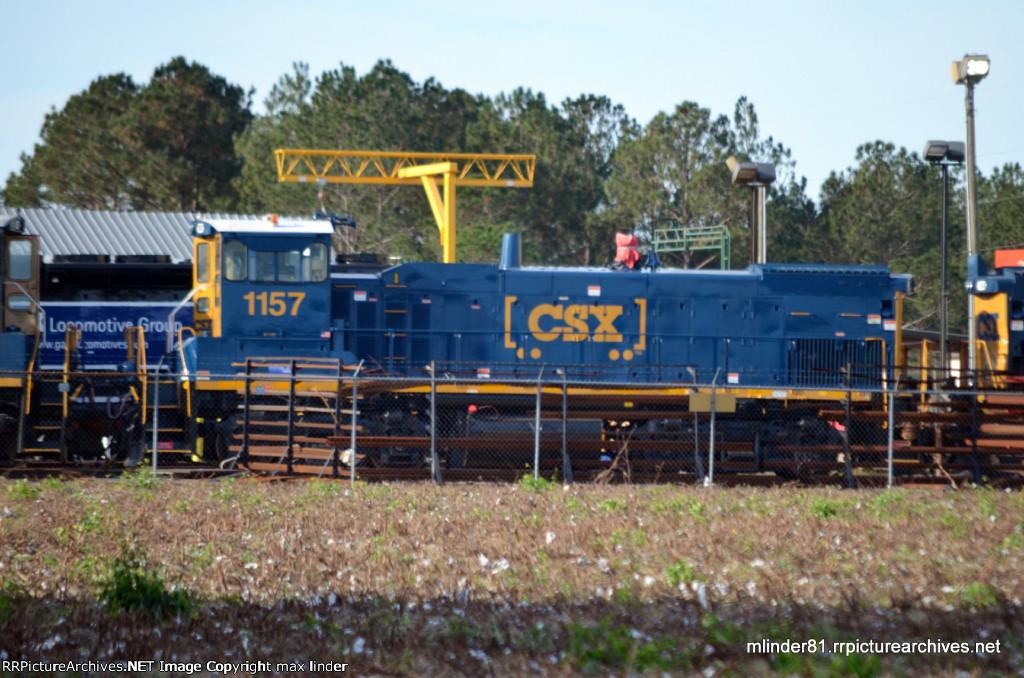 CSX 1157