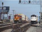 BNSF and Metrolink