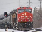 Canadian National 3882