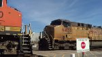 BNSF 5770 and UP 6435