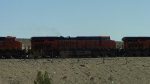 BNSF 6825 and 7335
