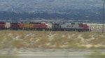 BNSF 704 and BNSF 5419