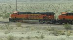 BNSF 7844 and 6830