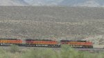 BNSF 7692, 5670, and 7537