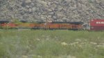 BNSF 5372 and 7381