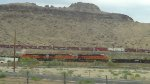 BNSF 6724 and 7693